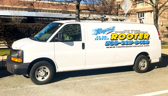 Rapid Rooter New Bedford MA Plumbing Services